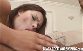 due maiale bisex con cazzo nero
