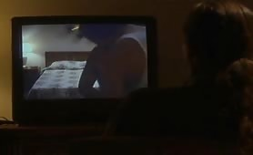 porco si sega con video porno della moglie