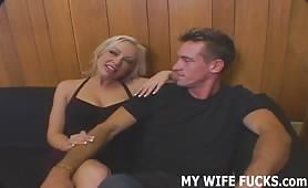 marito lascia che la moglie venga scopata cuckold