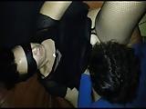 Giovane amico con moglie matura del cornuto