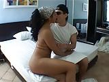 Moglie israeliana in hotel con amante