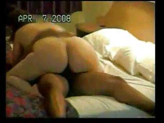 Vero amatoriale cuckold con negro in hotel
