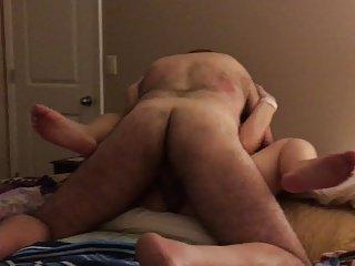 Riempita di sperma da bull