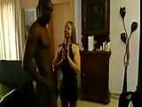 Sbattuta dal suo amante negro